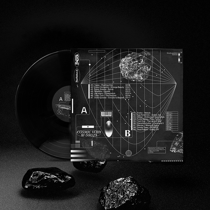 Cosmic Void (BLOCK001) - Back Packshot