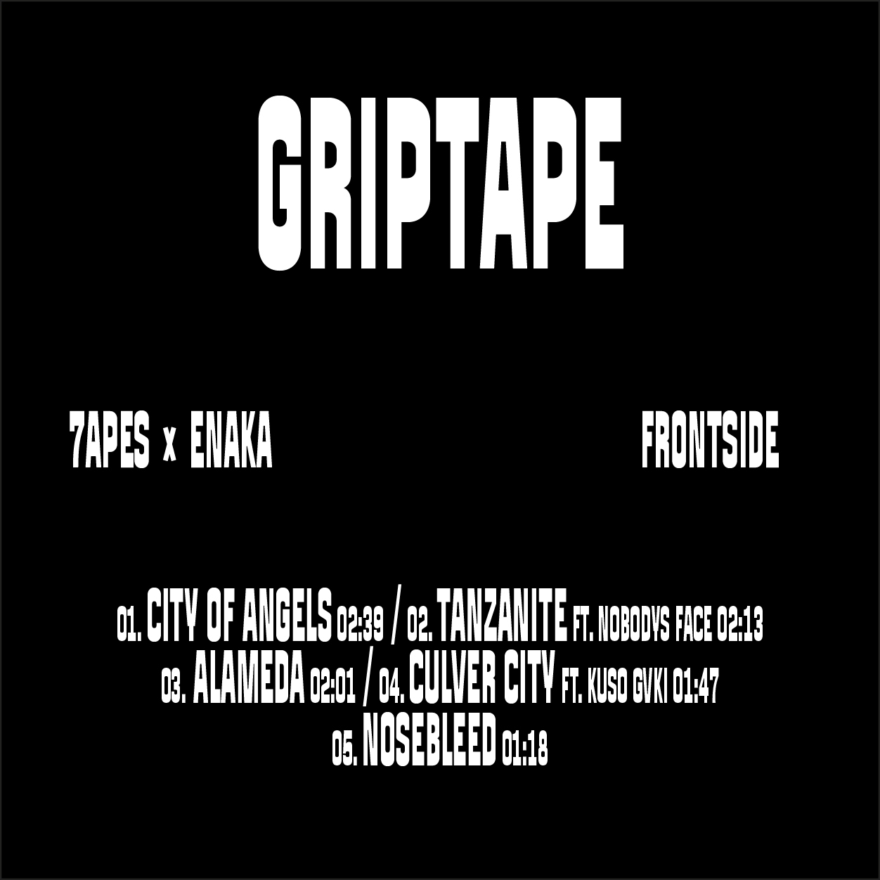GRIPTAPE Label A